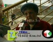 Önök mit gondolnak arról, hogy Tesco fog épülni Komlón