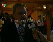 A Komlóért Egyesület nőnapi-és családi estet tartott