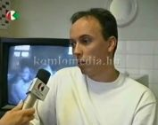 A Gagarin Általános Iskola média szakköre (Kiss - Marics Tamás)