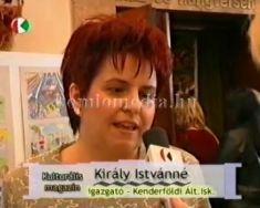 Kenderföldi iskolások német nemzetiségi napot tartanak (Király Istvánné)