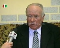 Páll Lajos a komlói programokról beszél
