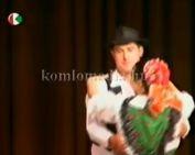 Nagy szabású folklórfesztivált tartottak a színházban és a Közösségek Házában 2. rész