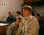 Mánfa műemléktemplomában jártunk, ahol a Kodály Zoltán Általános Iskola kórusát hallgattuk