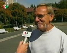 Tesco gyaloglóverseny (Bencsik György, Dudás Gyula)