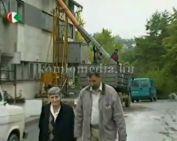 Komlói kórház felújításai ( Dr. Nyirati Ferenc )