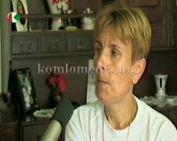 22 éves Löbl Zsanettel és édesanyával beszélgettünk otthonukban.(Löbl Zsanett Löbl Zsuzsan