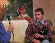 Enyhe fogyatékkal élő fiút mutatunk be
