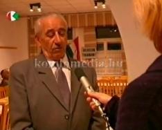 Rácz Sándor előadása a Németh Klubban