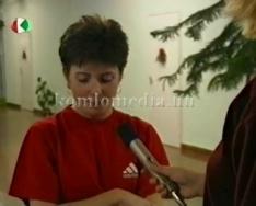Karácsonyi készülődés a Mecsek Szíve Idősek Otthonában.