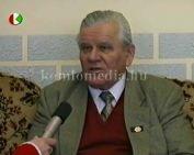 Tisztújító közgyűlés a Polgárőrségnél (Deák Imre)