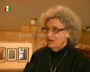 Szentgyörgyiné Endrédi Ilona tárlata (Szentgyörgyiné Endrédi Ilona, Lerchné Dr. Egri Zsuzs