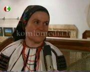 Csángóföld énekese Komlón(Nyisztor Ilona)