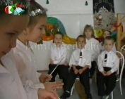 Karácsony a szilvási óvodában
