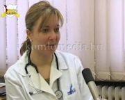 Tüdőgyógyásznál jártunk (Papp Márta)