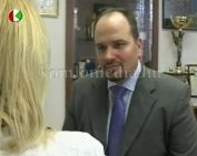 Ordas Miklóssal találkozott az Európa Parlament képviselője(Olajos Péter)