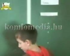 A Kenderföldi Ált. Iskola 5. éve új helyen a Gagarin utcában (Király Istvánné)