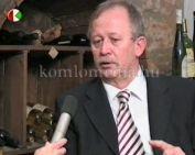 Kuncze Gábor Komlón