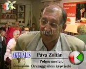 Választás 2006 (Plantek Istvánné, Tuboly Imréné, Szakács László, Páva Zoltán)
