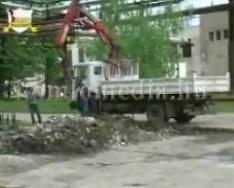 A Komlói Fűtőerőmű rekonstrukciós munkálatai (Vida János)