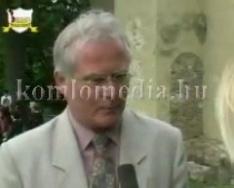 Nyári templomi koncert Mánfán (Szarka Elemér,  Komlói Munkáskórus, Wahe Jánosné, Czukorné
