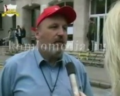 8. Tour de Pécs komlói futama (Herke Szabolcs)