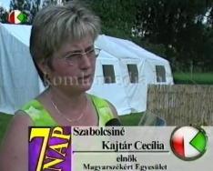 Jakab havi folklórfesztivál (Farkas László, Tasnádi Péter)