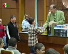 Mecseki barangolások díjátadó (Ignácz Melinda, Deák Rózsa)