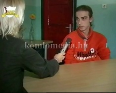 Egy holland fiú, aki magyarul tanult