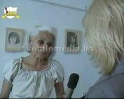 Jágri Ilona kiállítása a múzeumban
