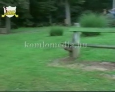 Emléktábla avatás a Sikondai Pihenőparkban (Rajnai Rudolf, Mérei Emil, Szarka Elemér)