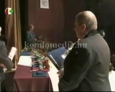Komló Napok 2006 összefoglalója (1. rész) (Dr. Szili Katalin, Horváth Csaba)