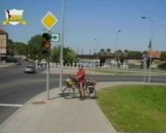 68 nap alatt 7200 km kerékpárral (Szinyákovics Béla)
