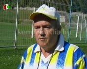 Ifjúsági labdarúgók Komlón (Szalai Ferenc)