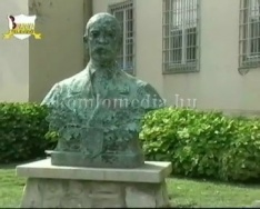 Jánosi Engel Adolf dédunokája látogatott a városunkba (Stein Anna)