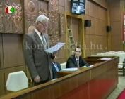 Kisebbségi önkormányzatok alakuló ülése