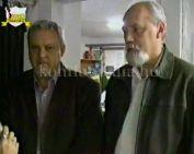 Irodaavatás a Komlóért egyesületnél (Jencsik János, Bobály János)