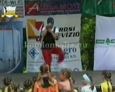 A Komlói Eurodance próbáján voltunk (Rovó Péter)