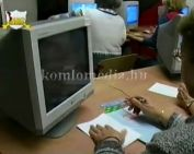 Számítástechnikai tanfolyam időseknek (Györék József, Pályák Istvánné)