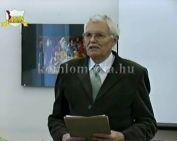 Településtörténeti Konferencia (Jakab Józsefné, dr. Andrásfalvy Bertalan)