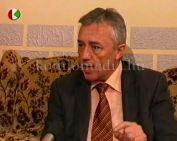 Vendégünk volt a megyei önkormányzat elnöke (Hargitai János)