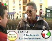 Önöket kérdeztük a budapesti kordonbontásról
