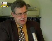 Komlói szakképzési díjas Barta Sándor