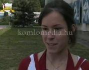 2007 perces kosárlabda (Balogh Bettina, Iván Attila)