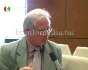 Testületi ülés 2007. máj. 31. összefoglaló (Gelb Miklós, Szarka Elemér, Szigeti Szabolcs,