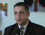 Az egészségügy miniszter asszonya Komlóra látogatott