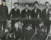 A bányászok élete (Kovács Árpád, Deák Imre, Molnár György)