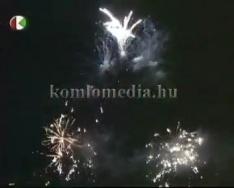 Tűzijáték 2007
