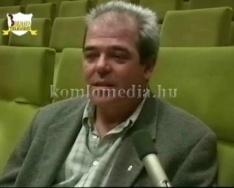 Beszélgetés a Komlói színház új vezetőjével (Korbuly István)