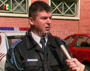 Rendőrségi magazin (Takács Gábor, Vojnics Tímea, Horváth Ferenc)