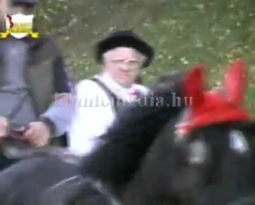 Szüreti felvonulás 2007 (Jégl Zoltán, Szarka Elemér)